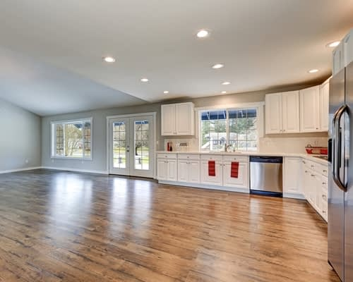 Wood Pro Carpentry Solutions in Lancaster - Flooring - Example 1