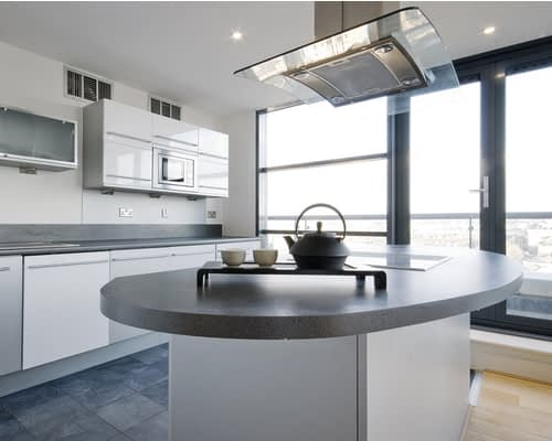 Wood Pro Joinery Lancaster - Worktops - Zoning With Worktops Image