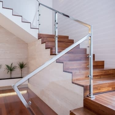 Wood Pro Joinery - Services - Glass Balustrades